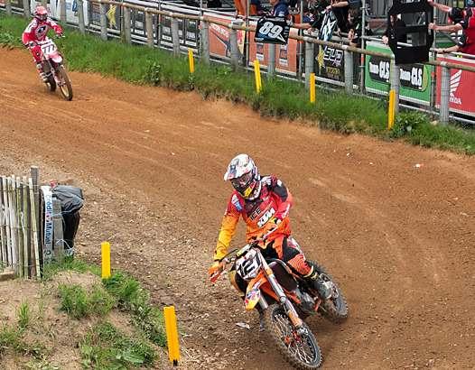 Championnat du Monde Motocross MX1/MX2 – Ernée-53 (8/17