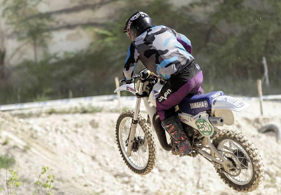 Championnat de France Motocross à l'Ancienne | FFMoto