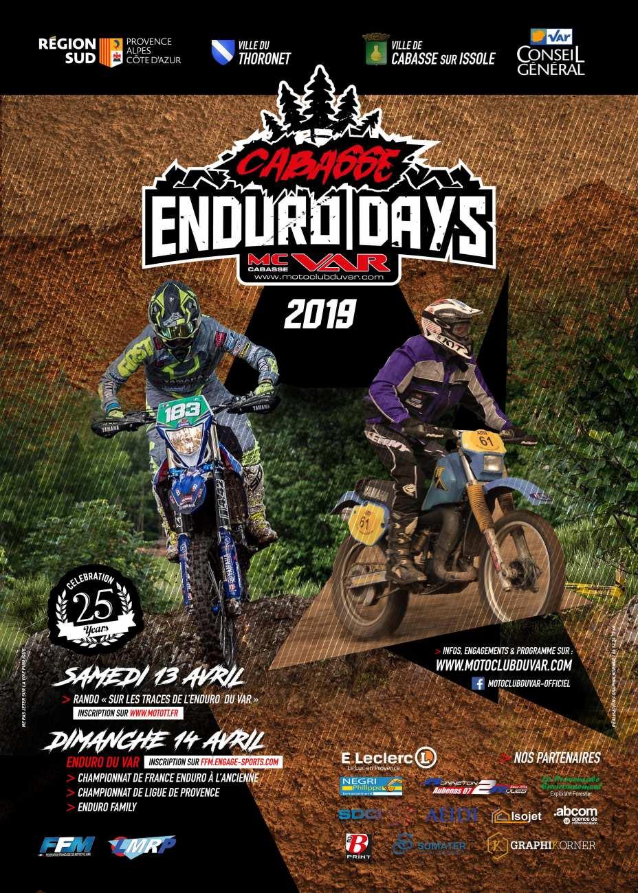 Championnat de France d'Enduro à l'Ancienne | FFMoto