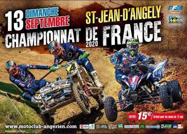 Calendrier Championnat De France Side Car Cross 2021 Championnat de France Sidecar Cross & Quad Cross | FFMoto
