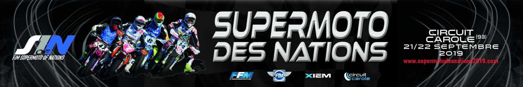 Supermoto des Nations 2019 - Mobile
